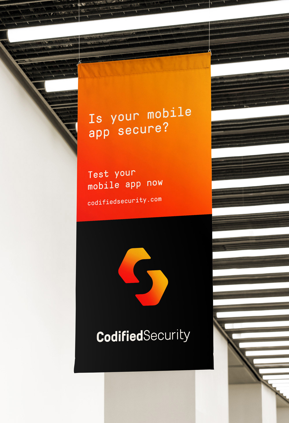 Codified Security - Sign